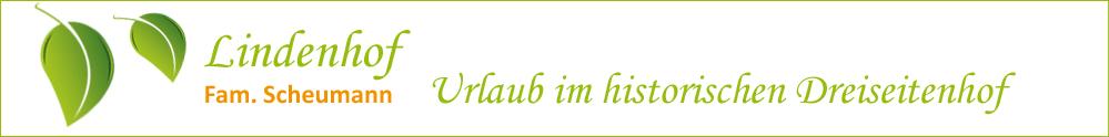 Pension Lindenhof Familie Scheumann - Urlaub in der Sächsischen Schweiz